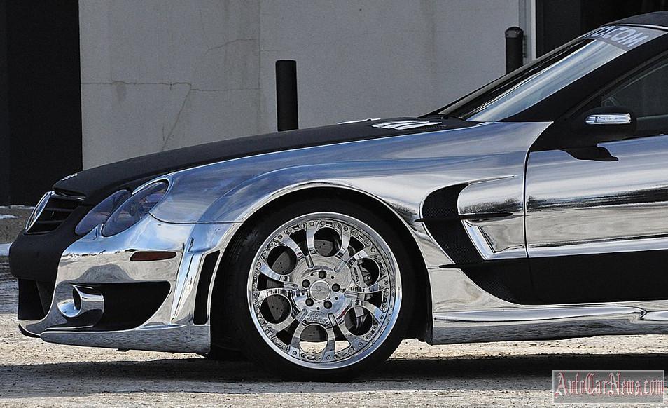 Foto Mercedes-Benz SL55 AMG ot ZR Auto