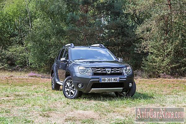 New 2014 Dacia Duster photo