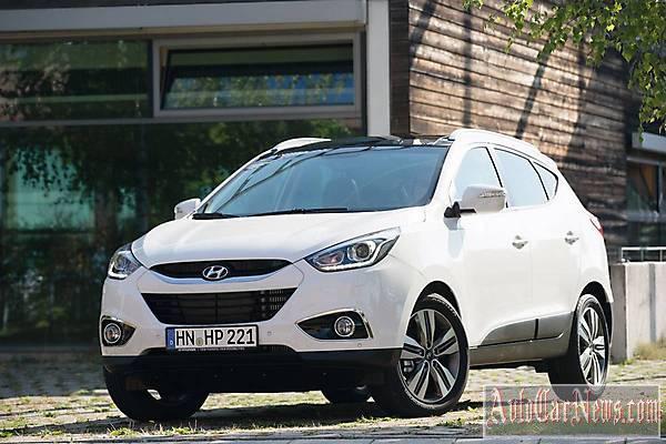 New 2014 Hyundai ix35 foto
