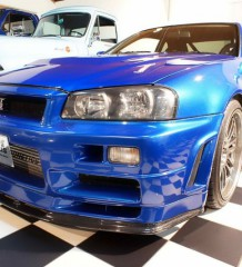 Nissan GT-R Skyline Paul Walkers