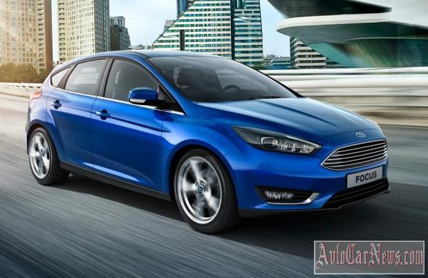 Oficialnyj debyut Hetchback Ford Focus 2015
