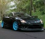 Tyuning New Toyota Celica photo