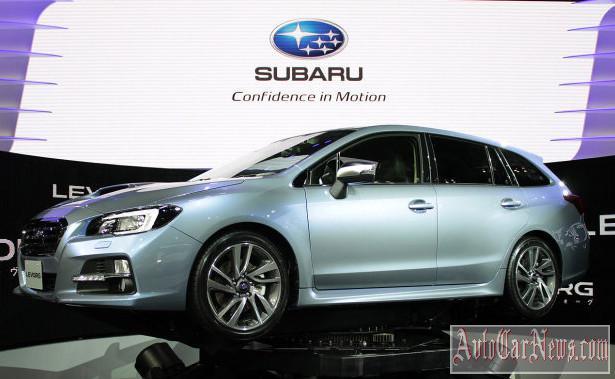 2013 Subaru Levorg Concept photo
