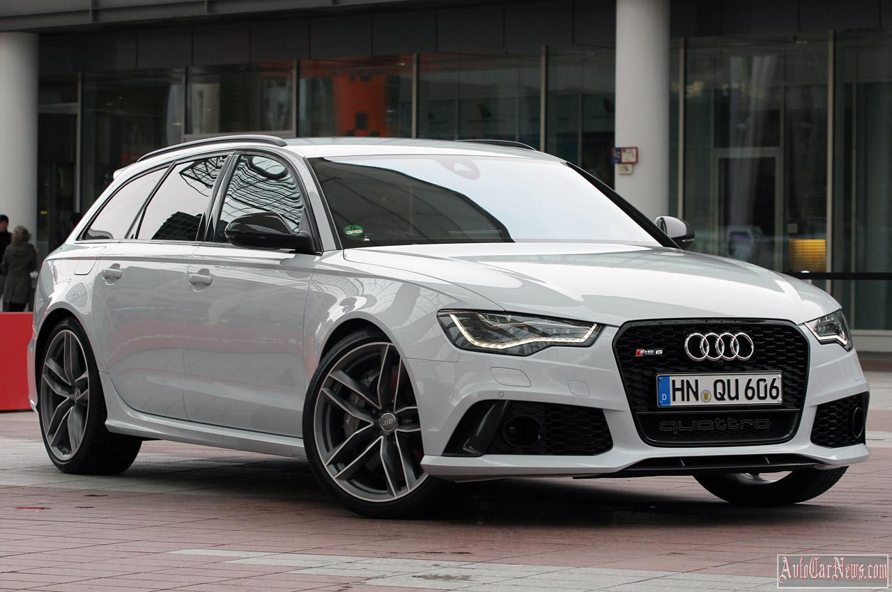 2013 Audi RS6 OCT Tuning photo
