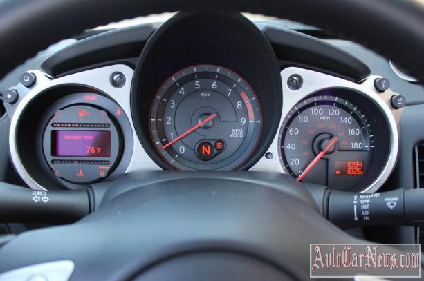 2014 Nissan 370Z Roadster