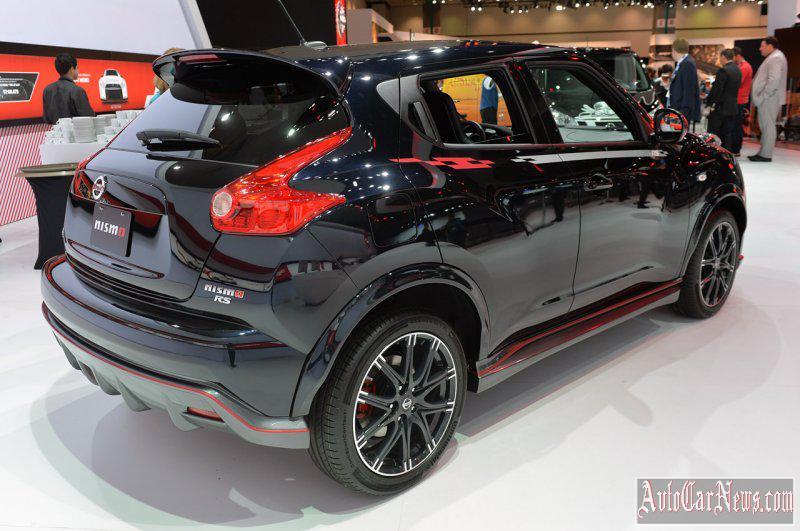 Geneva 2014 Nissan Juke Nismo RS