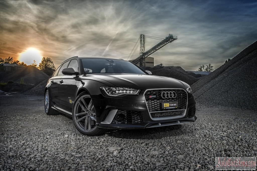 2013 Audi RS6 OCT Tuning phot