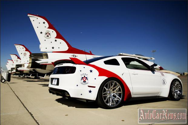 2013 Ford Mustang GT U.S. Air Force