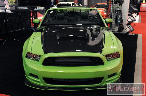 2013 Ford Mustang Convertible photo 2013