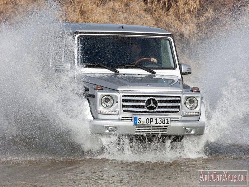 2013 Mercedes-Benz G-Class photo