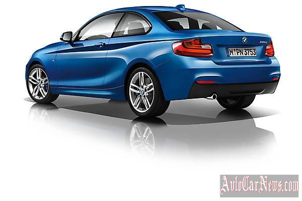 2014 BMW 2-Series Coupe photo