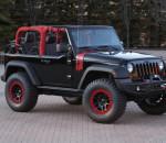 2014 Jeep Wrangler Level Red photo