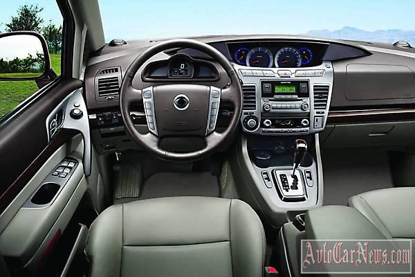 2014 Ssang Yong Stavic photo