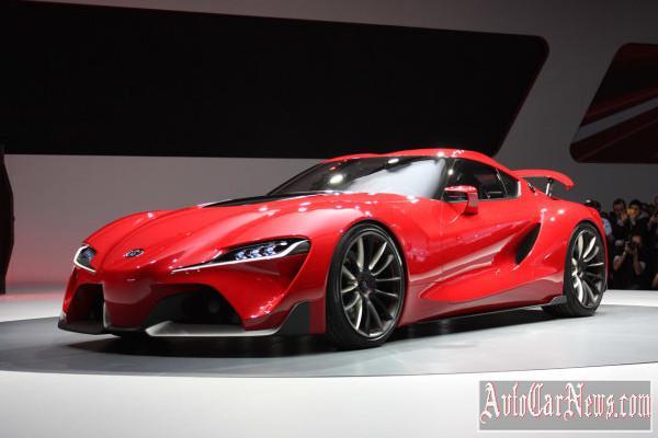 2014 Toyota FT-1 Concept