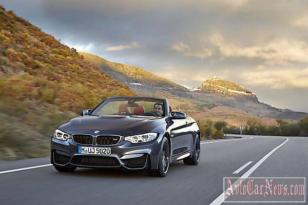 2015 BMW M4 Convertible photo