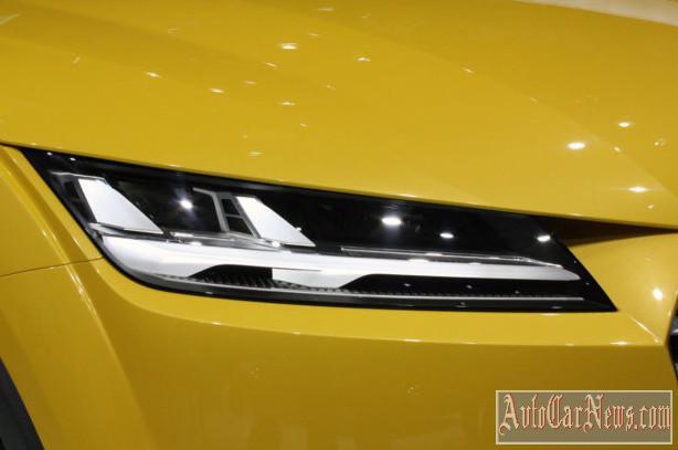 2015 Audi TT Offroad Concept photo