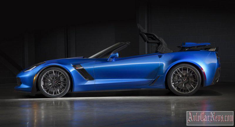 2015 Chevrolet Corvette Z06 Convertible photo