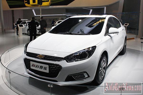 2015 Chevrolet Cruze Chinese Market photo