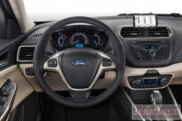 2015 Ford Escort Photo