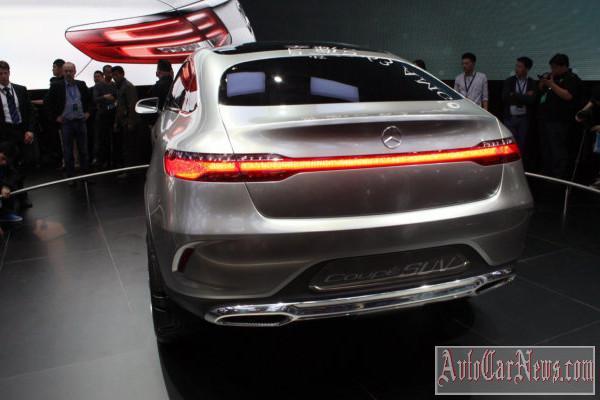 2015 Mercedes-Benz MLC Concept photo