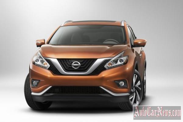 2015 Nissan Murano photo