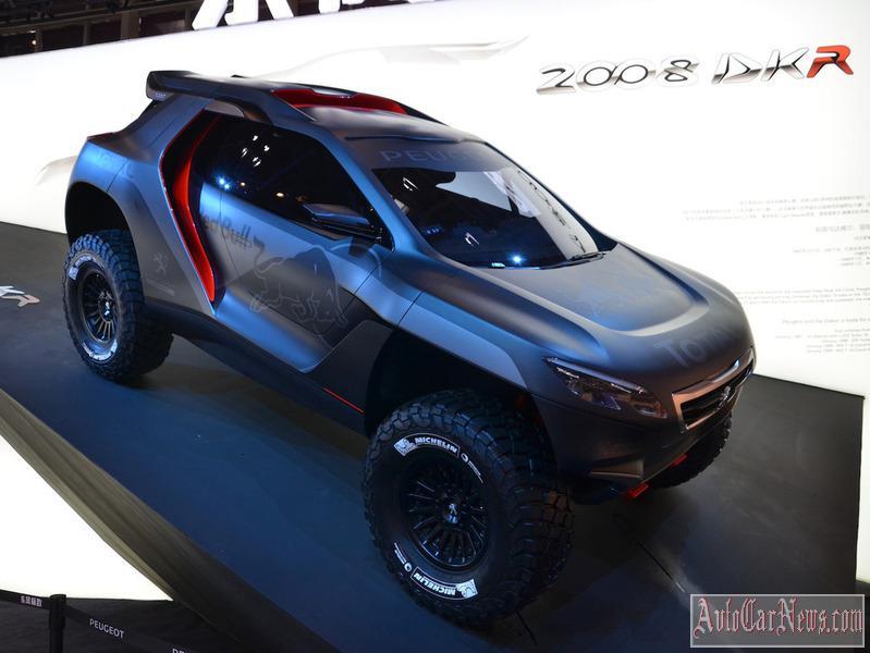 2015 Peugeot 2008 DKR photo