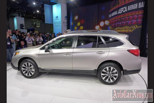 2015 Subaru Outback New-York 2014 photo