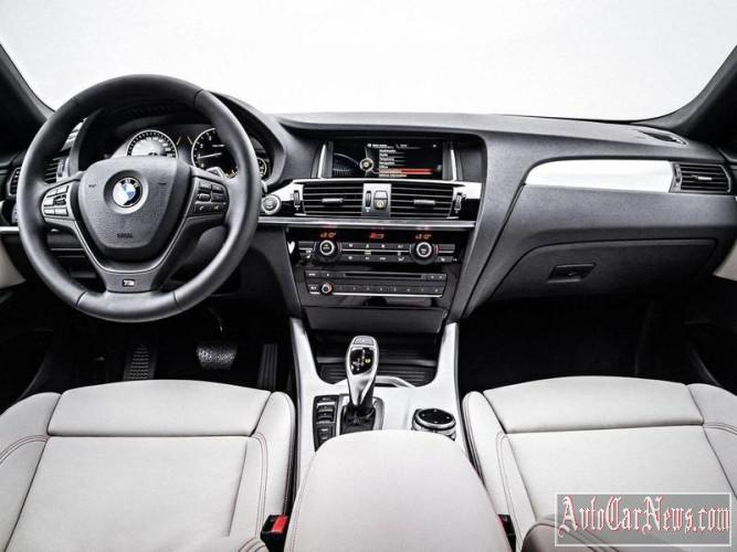 2015 BMW X4 New-York 2014 photo