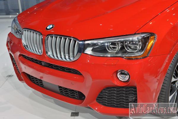 2015 BMW X4 New-York 2014 photo