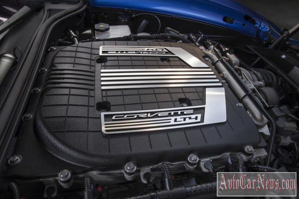 2015 Chevrolet Corvette Z06 New-York 2014 photo