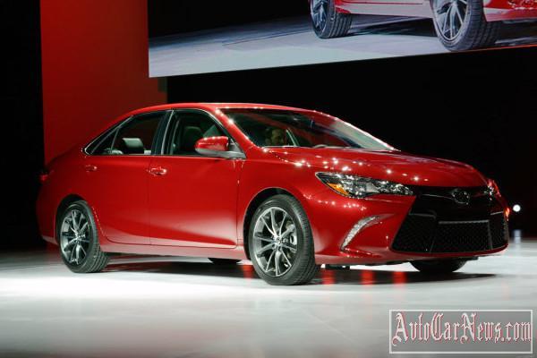 2015 Toyota Camry New-York