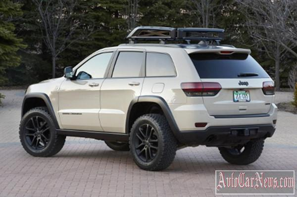 Jeep Grand Cherokee EcoDisel Trail Warrior