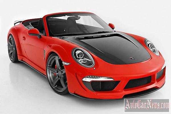 2014 Porsche 991 Carrera Stinger TopCar фото