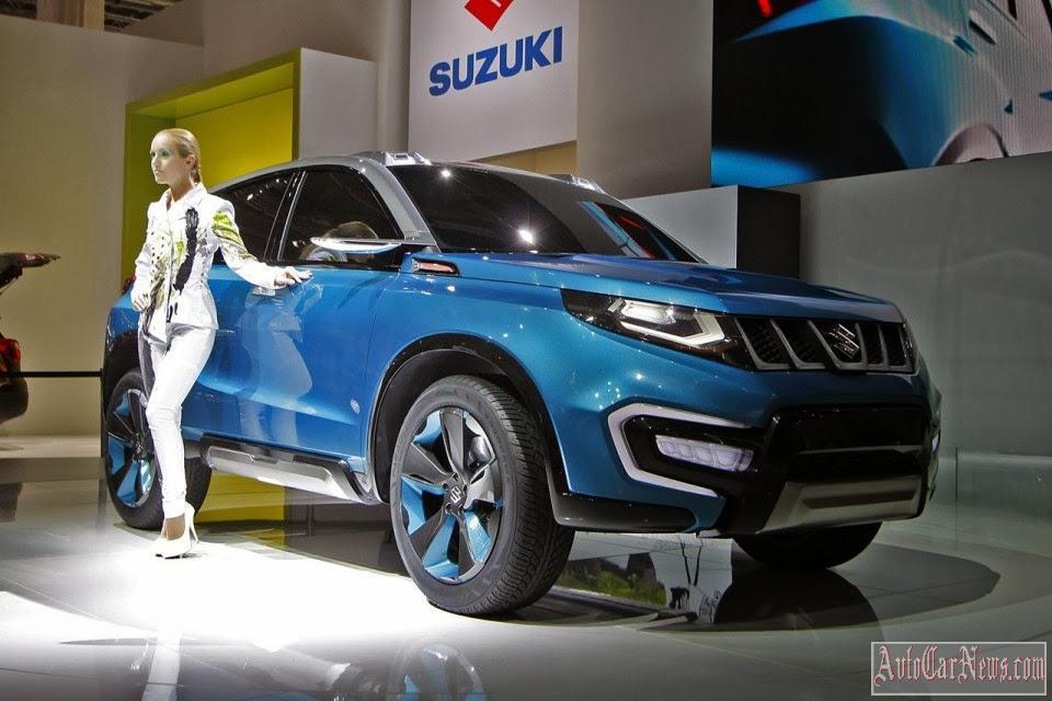 Suzuki iV-4 Concept 2015 photo
