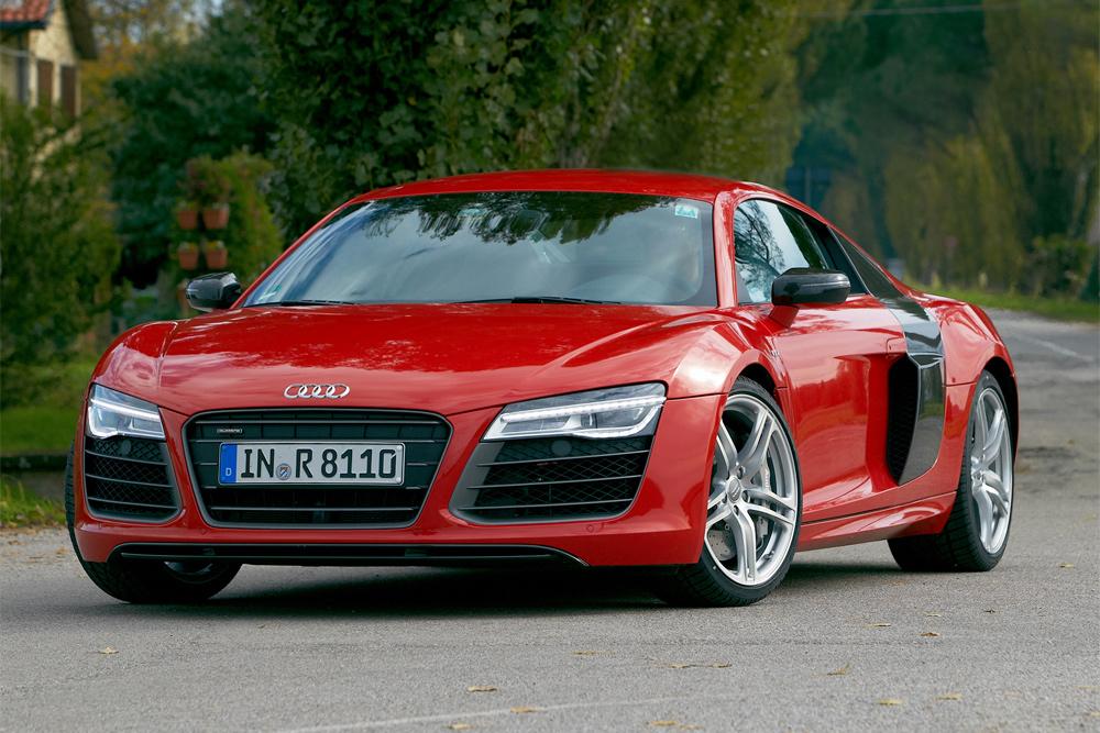 2014 Audi R8 Photo
