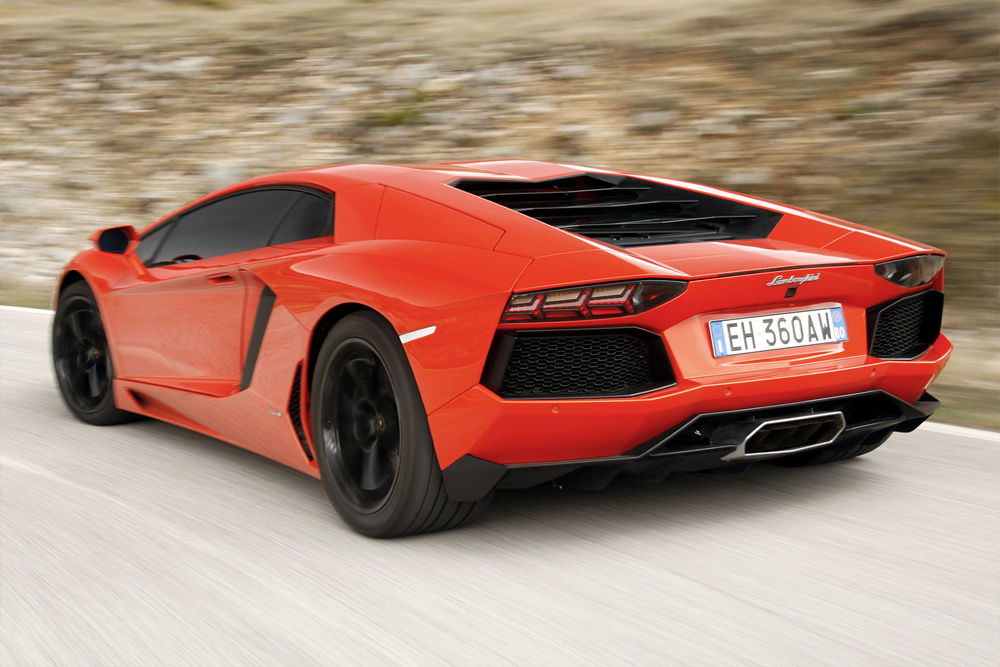 2014 Lamborghini Aventador Photo