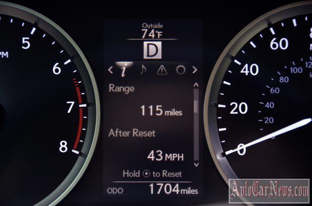 2014 Lexus IS 350 Review Photo