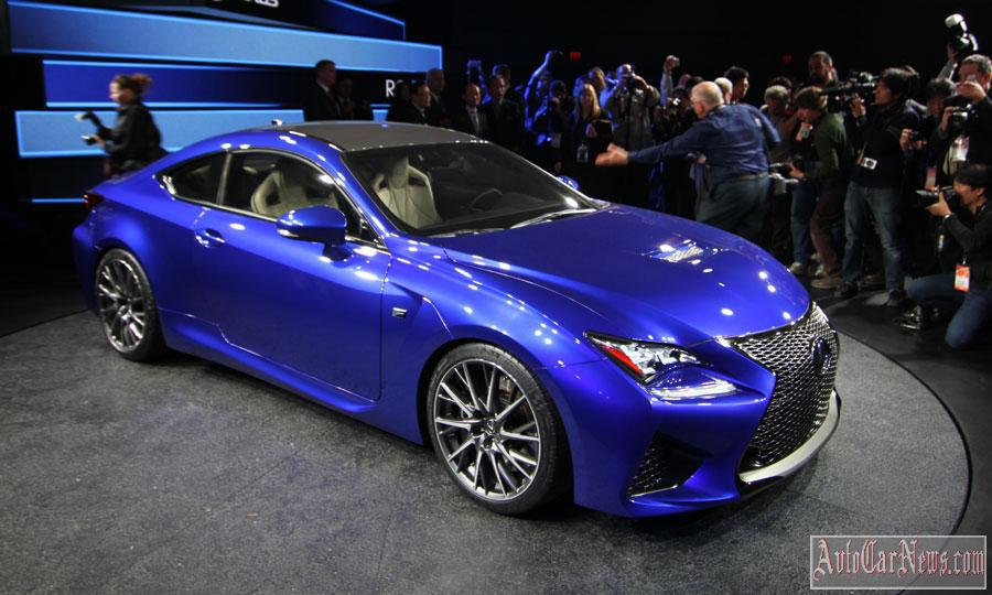 2014 Lexus RC F photo