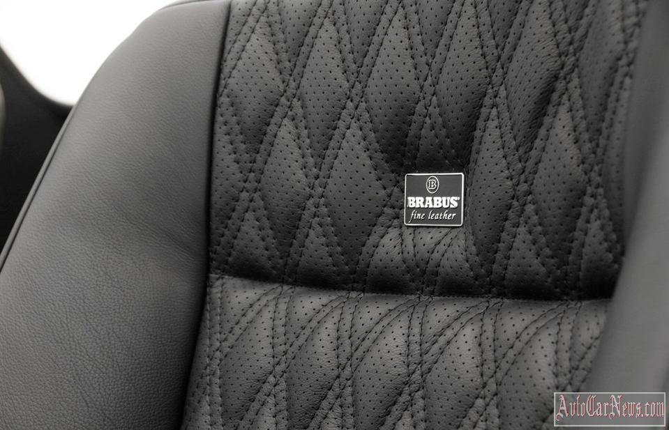 2014 Mercedes Benz G-Class Widestar 6.1 Brabus Photo