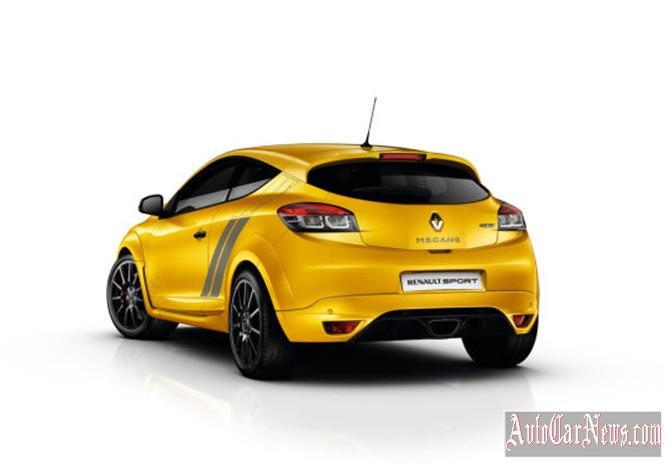 2014 Renault Megan RS 275 Trophy Photo