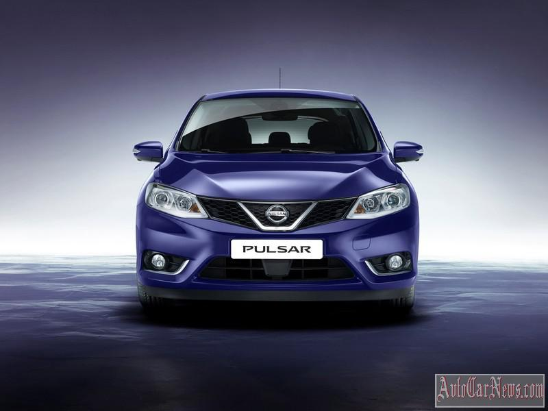 2015 Nissan Pulsar First Drive Photo