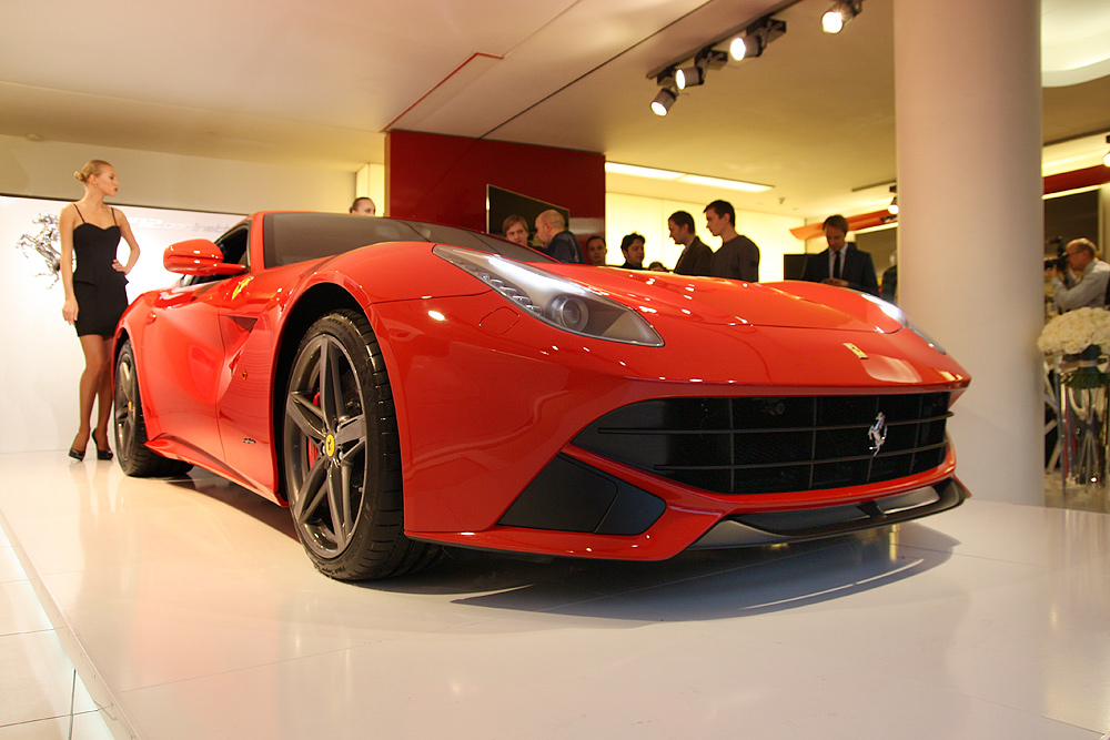 Ferrari F12 Berlinetta 2014 Photo
