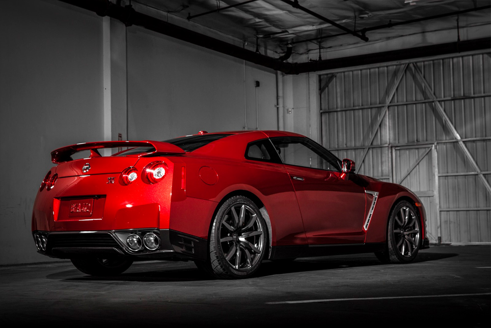 Nissan GT-R 2014 Photo