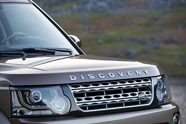 2015 Land Rover Discovery Photo
