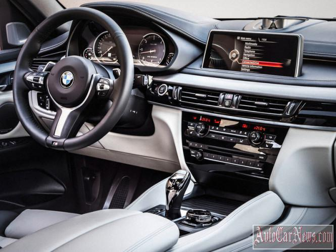 2015 BMW X6 Photos