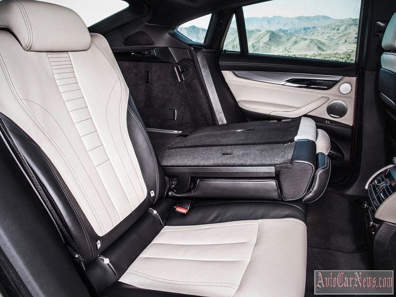 2015 BMW X6 Photos