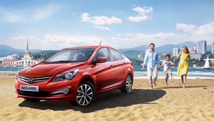 New Hyundai Solaris 2015 Photos