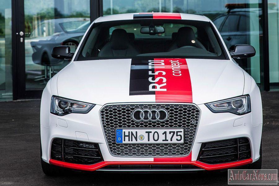 2014 Audi RS5 TDI B