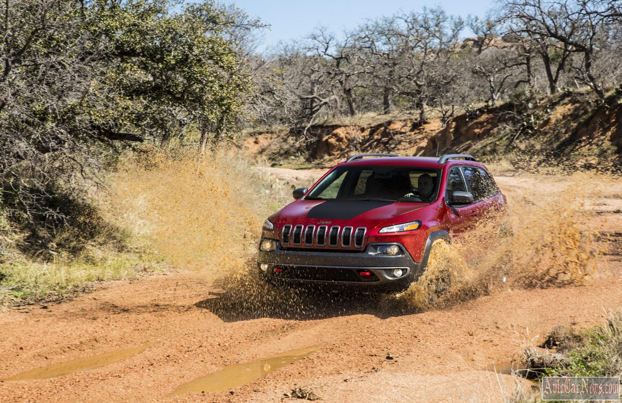 2014 Jeep Cherokee photos