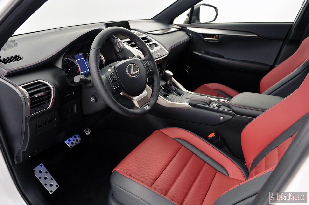 2015 Lexus NX 200t F Sport Photo